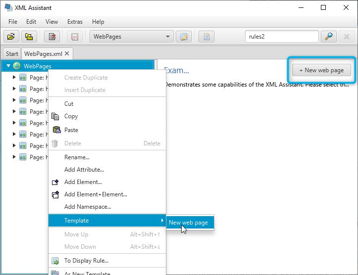 User Manual XML Assistant - XML/XSD/XSL Software - Edit XML
