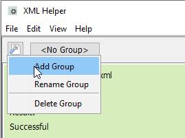 User Manual XML Dog - XML/XSD/XSL Software - Edit XML