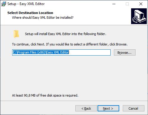 Download/Installation - XML/XSD/XSL Software - Edit XML