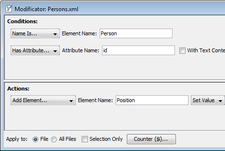 Easy XML Editor - XML/XSD/XSL Software - Edit XML